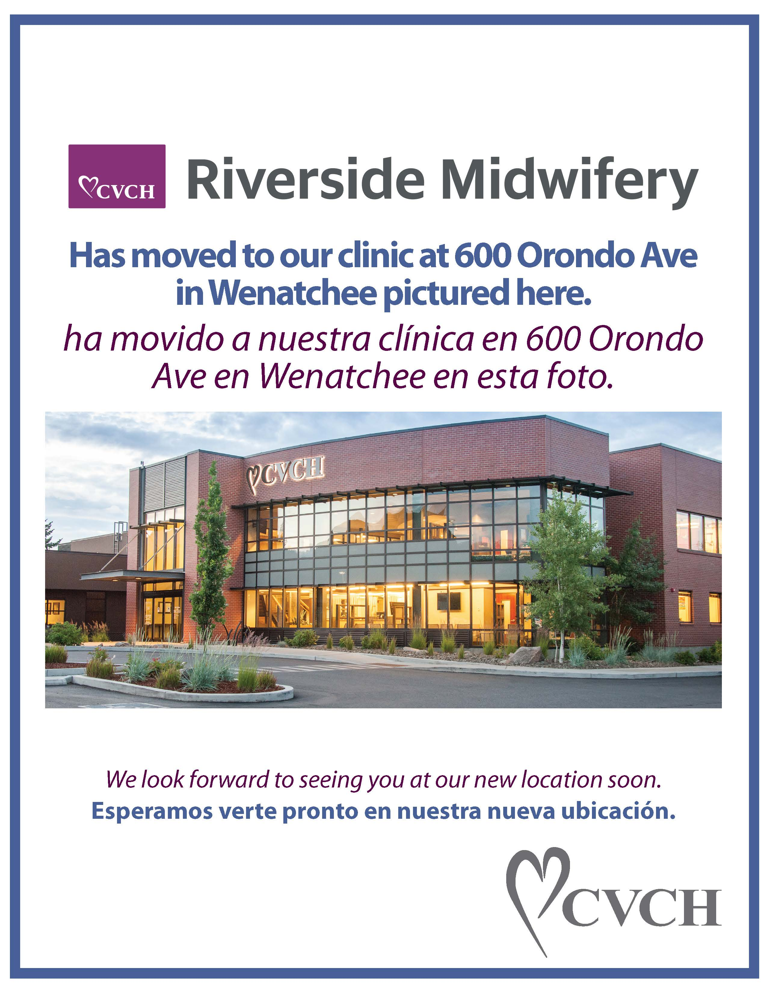 Midwifery Womens Health Care In Wenatchee Columbia Valley