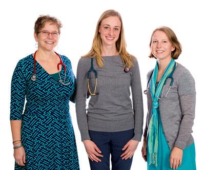 Pediatrics | Columbia Valley Community Health